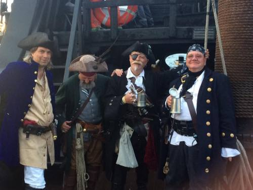 Brixham Pirate Festival CANCELLED